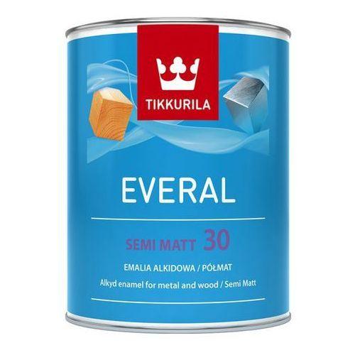 Tikkurila everal universal 30 baza a 0,9l