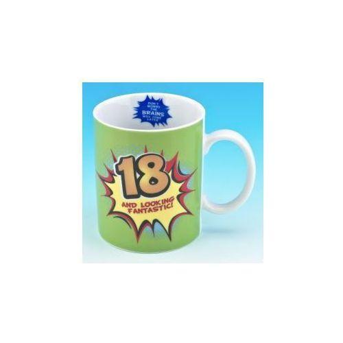 Złośliwy kubek na 18 urodziny - sprawdź w wybranym sklepie