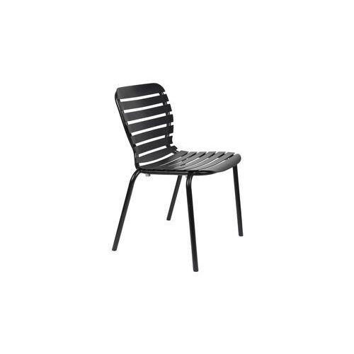 Zuiver krzesło ogrodowe vondel czarne 1700001