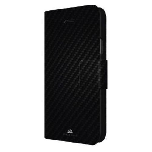 Etui HAMA Black Rock Flex-Carbon Wallet do Apple iPhone 7 Czarny - produkt z kategorii- Futerały i pokrowce do telefonów