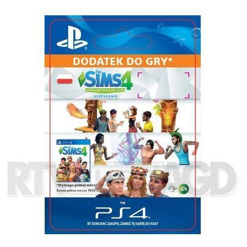 The Sims 4 - Aktualizacja do Edycji Specjalnej [kod aktywacyjny] PS4 (0000006201454)