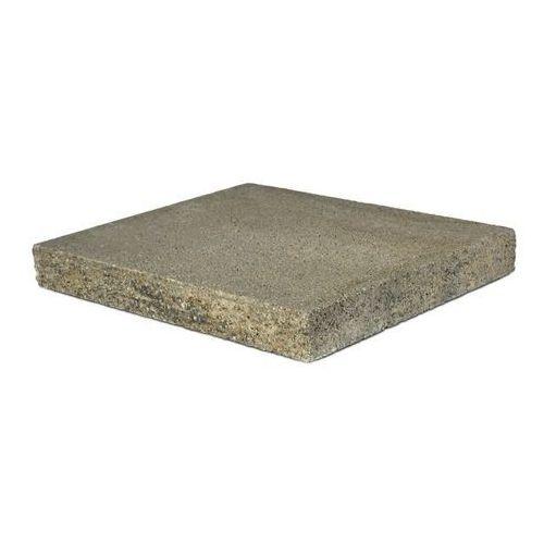 Daszek płaski 6 x 42 x 42 cm piryt (5901874926890)