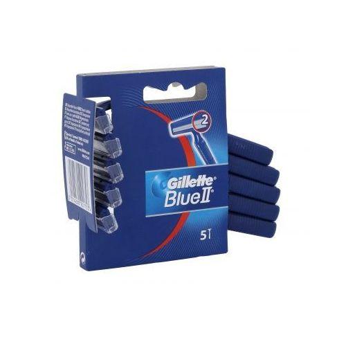 Gillette Blue II maszynka do golenia 5 szt dla mężczyzn (3014260201753)