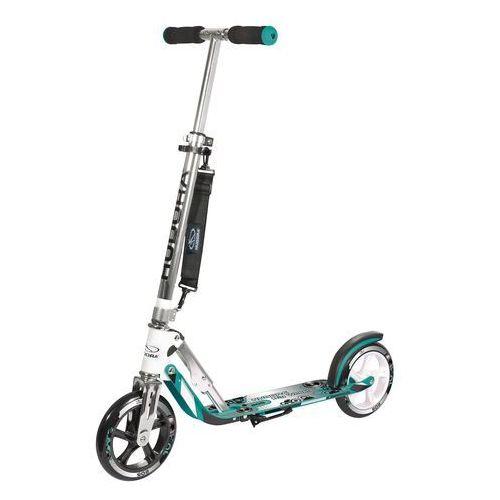 hulajnoga scooter big wheel 205 turkusowa 14751 marki Hudora