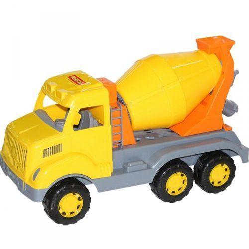 Wader qt ogromna ciężarówka betoniarka samochód 59cm marki Wader quality toys