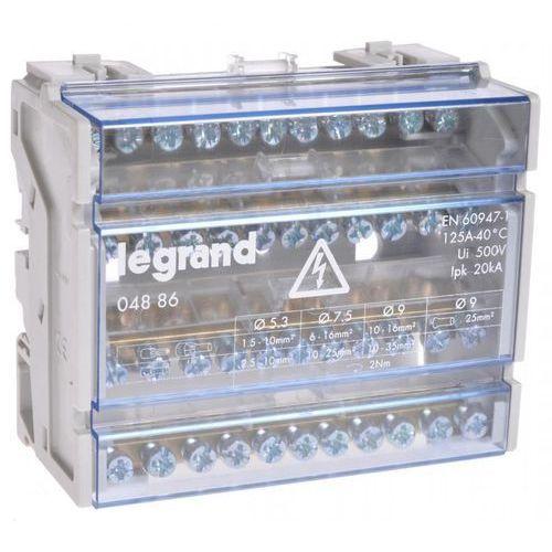 Legrand Blok listew rozdzielczych 4-biegunowy 125A BR 4-11 004886