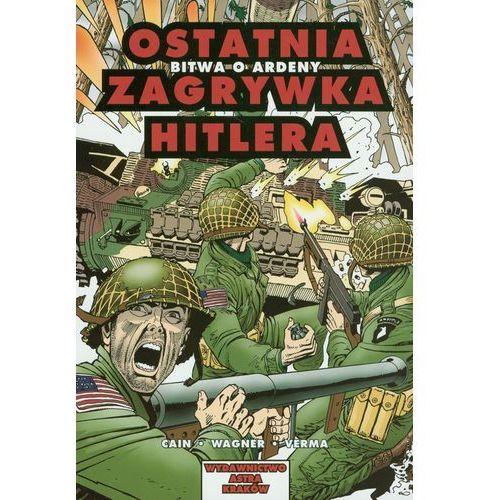 Astra Komiks - 2 - Ostatnia zagrywka Hitlera. Bitwa o Ardeny.