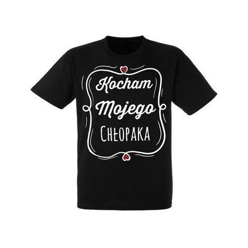Koszulka Żony Dziewczyny Nadruk Kocham - DKC002