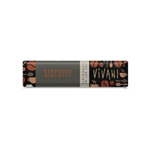 Vivani Baton espresso z herbatnikami bio 40 g -