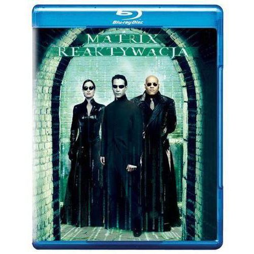 Matrix Reaktywacja (blu-ray, seria Premium Collection) (Płyta BluRay)
