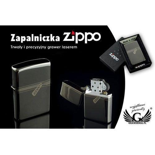 Zapalniczka ZIPPO Zipper, towar z kategorii: Papierośnice i pudełka na cygara