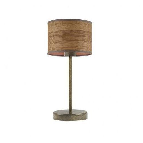 Patynowana lampka nocna NICEA ECO