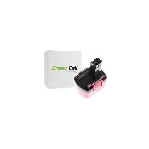 Bateria akumulator do bosch 14,4v 1,5ah marki Green cell