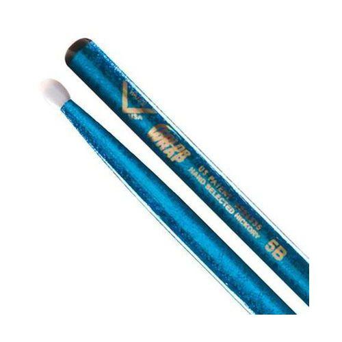 VATER COLOR WRAP 5B BLUE SPARKLE NYLON