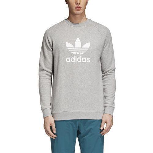 Bluza z zaokrąglonym dekoltem adidas CY4573, bawełna