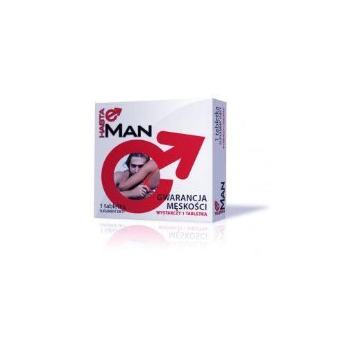 HastaMan - jedna tabletka na wiele godzin