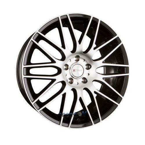 sw2 schwarz poliert einteilig 8.00 x 17 et 35 marki Xtra wheels