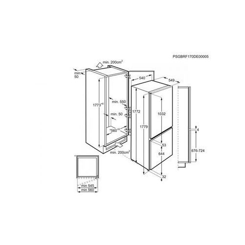 Electrolux ENN12801A
