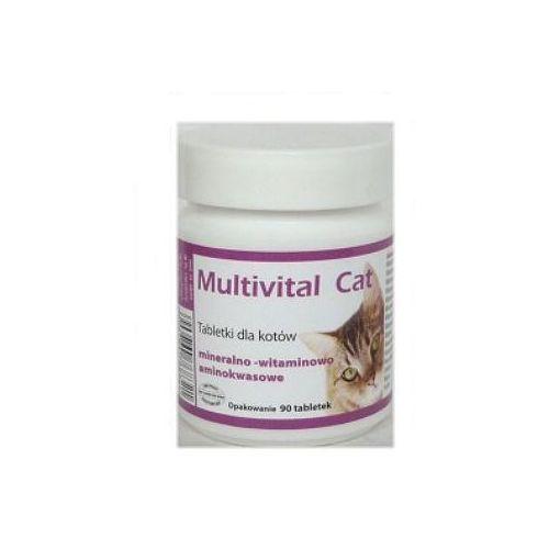Dolfos multivital cat tabletki mineralno-witaminowe dla kotów