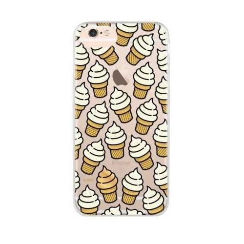 Etui FLAVR iPlate Ice Cream do Apple iPhone 6/6S/7/8 Wielokolorowy (28359)