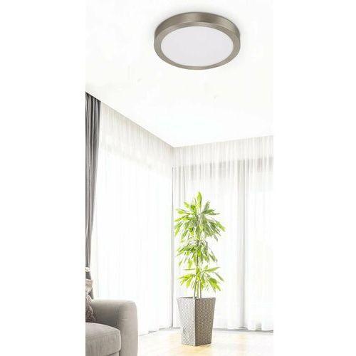 Plafon lampa sufitowa lois 2661 ścienna oprawa kinkiet led 24w okrągły satyna marki Rabalux