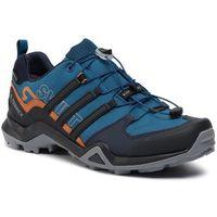 Buty adidas - Terrex Swift R2 Gtx GORE-TEX G26553 Legmar/Cblack/Teccop, kolor niebieski