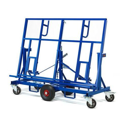 Wózek do transportu płyt 1900x700x1470 mm