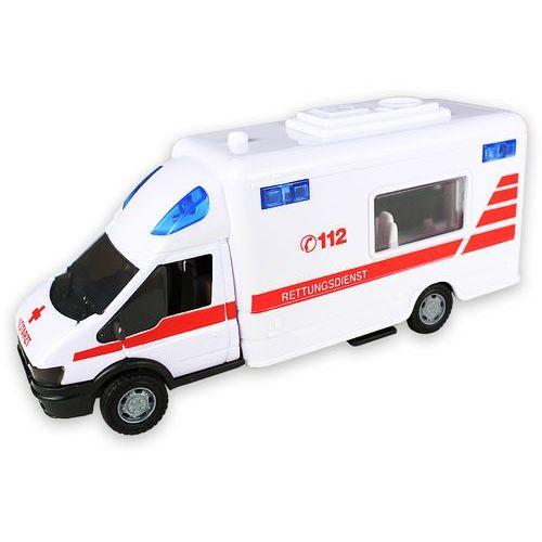 Gearbox  ambulans 1:48, bíały