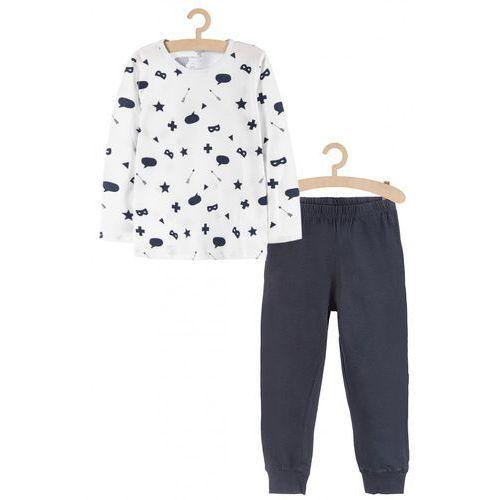 Piżama chłopięca 1w37c9 marki Name it