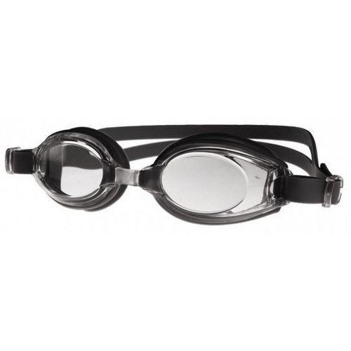 Spokey Okulary pływackie diver clear czarny