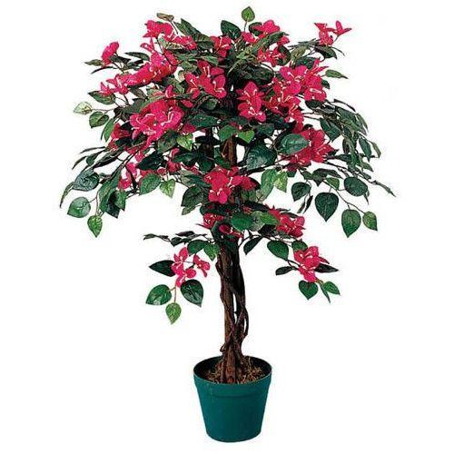 Sztuczne drzewka kwiaty drzewko bugenwilla drzewo marki Greentree - OKAZJE
