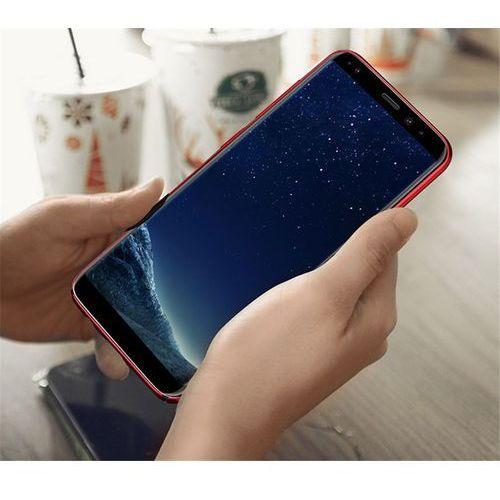 Matowe etui odprowadzające ciepło - Samsung Galaxy S7 Edge (czarne) - Czarny \ Samsung Galaxy S7 Edge, kolor czarny