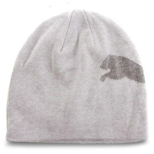 Czapka - big cat beanie 052925 63 light gray heather/big cat marki Puma