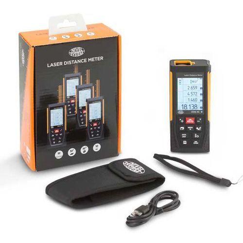 Dalmierz laserowy hdm-90 marki Nivel system
