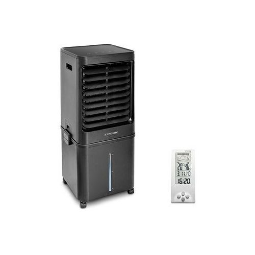 Trotec Aircooler, klimatyzer, nawilżacz powietrza pae 80 + stacja pogodowa bz06 (4052138110904)