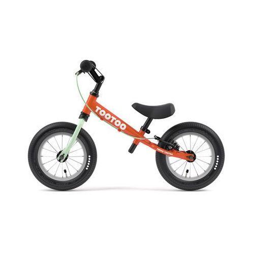 Yedoo rower dziecięcy TooToo, redorange (8595142609928)