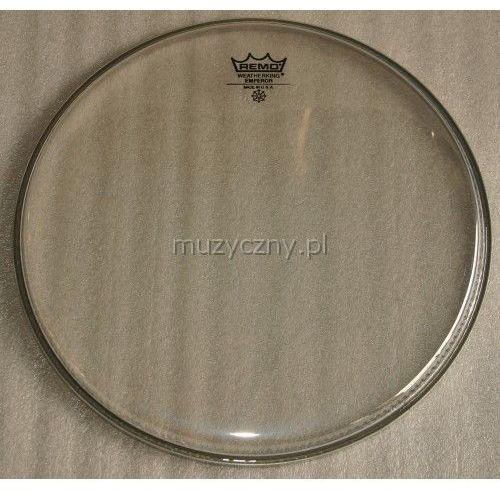 be-0312-00 emperor 12″ przeźroczysty, naciąg perkusyjny marki Remo