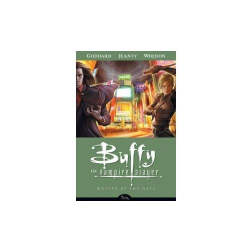 Buffy The Vampire Slayer Season 8 Volume 3: Wolves At The Gate (9781595821652)