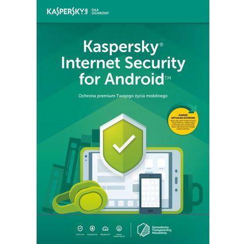 mobile dla android 2018 1 urządzenie marki Kaspersky
