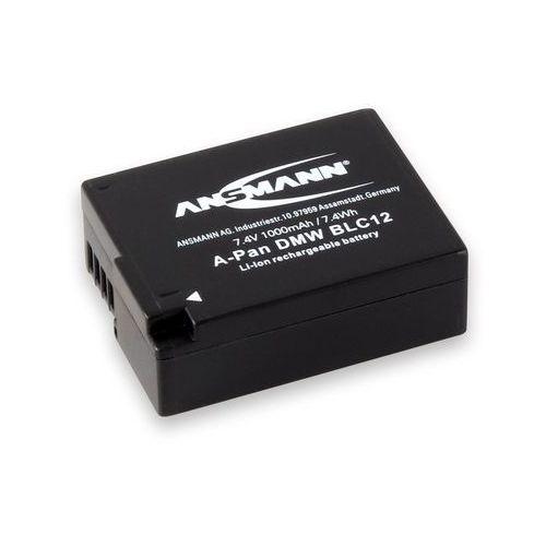 Ansmann Akumulator a-pan dmw-blc 12 (apanblc12) darmowy odbiór w 21 miastach! (4013674031931)