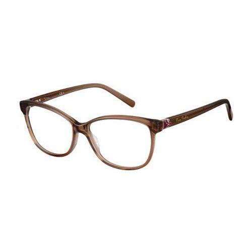Okulary korekcyjne  p.c. 8446 bkc marki Pierre cardin