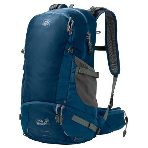 Jack wolfskin Plecak moab jam 34 - poseidon blue