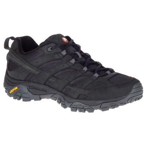 Buty męskie trekkingowe moab 2 smooth j42511 46,5 marki Merrell