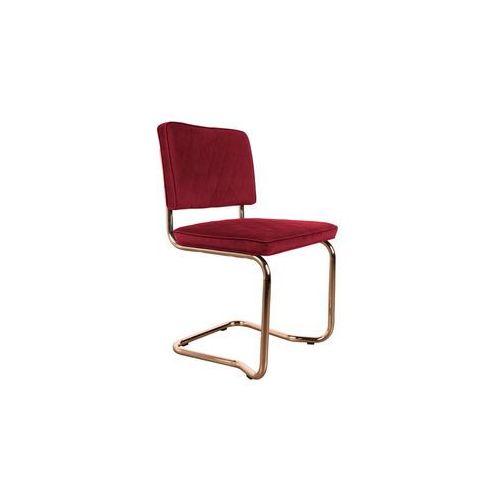krzesło diamond kink czerwone 1100274 marki Zuiver