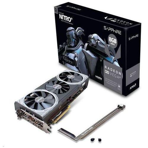 rx vega 64 nitro+ 8gb hbm2 2048bit 2hdmi/2dp marki Sapphire technology