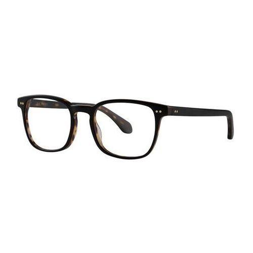 Okulary Korekcyjne Zac Posen TRIPP BLACK