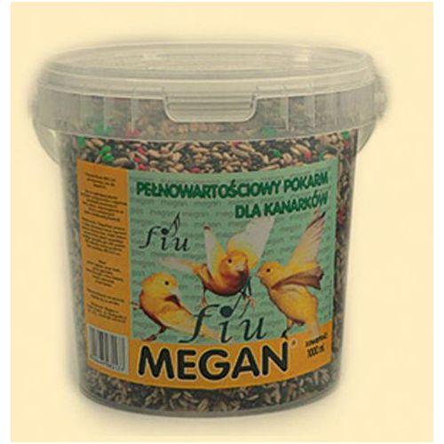 OKAZJA - pokarm dla kanarków 1l marki Megan