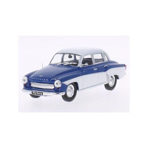 Whitebox Samochód wartburg 312 1965 (blue/white)