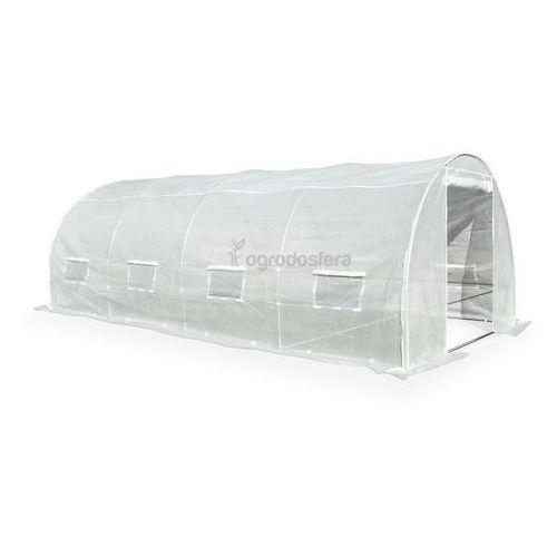 Tunel foliowy do uprawy roślin 3x6m biały - transport gratis! marki Garden point