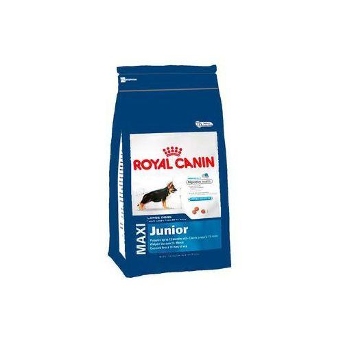 Karma Royal Canin SHN Maxi Junior 15 kg Maxi Junior 15 kg - odbiór w 2000 punktach - Salony, Paczkomaty, Stacje Orlen, SHN Maxi Junior 15 kg